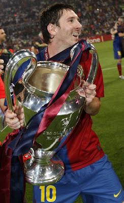 Lionel Messi Argentina 3