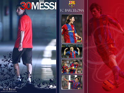 messi hd wallpapers 2010