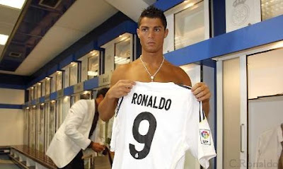 cristiano ronaldo and real madrid