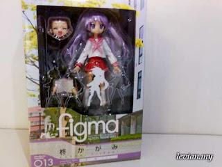 Kagami Hiiragi (Figma)