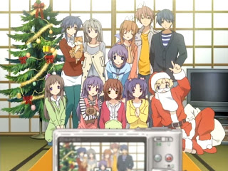 Clannad After Story (Casts)