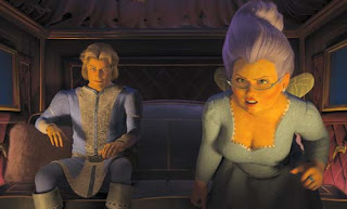 Shrek 2 (screenshot)
