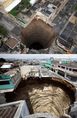 Sinkholes (picture)