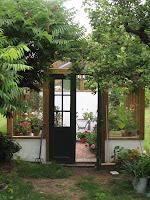 Vårat växthus