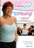 Let's Get Moving! 1 and 2 (2 DVD set)
