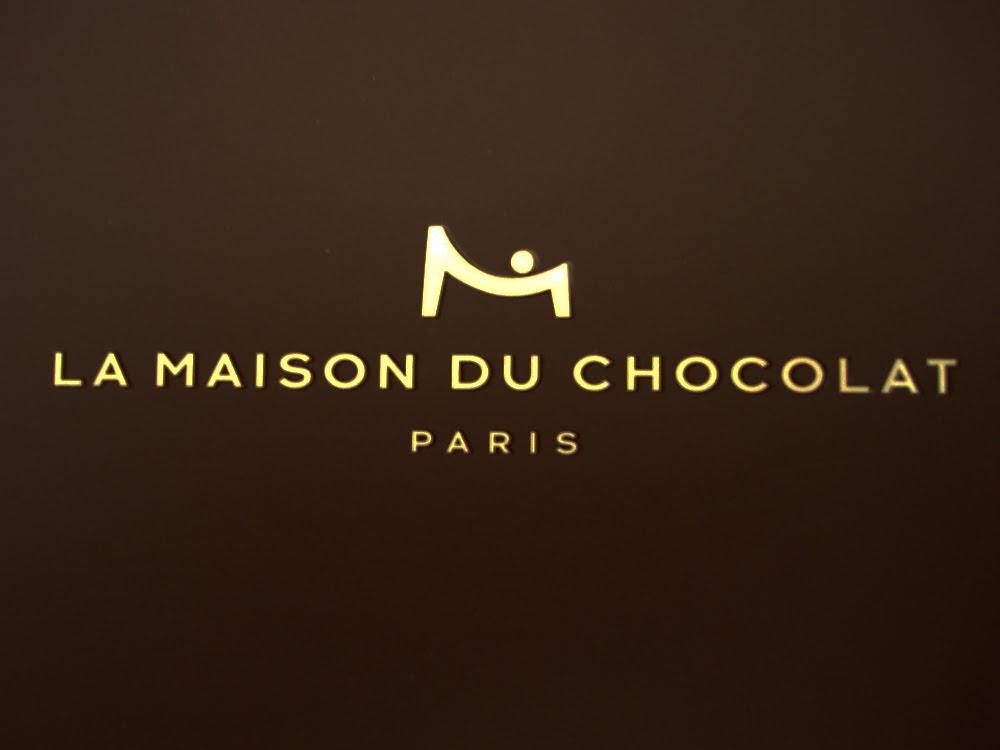 Destination eats tasting with la maison du chocolat for Maison brand