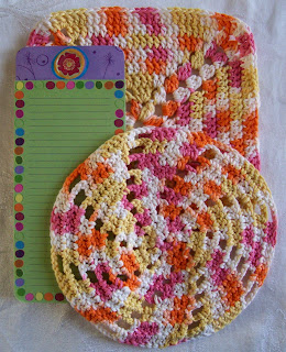 Quick and Easy Crochet Dishcloth Pattern - Yahoo! Voices - voices
