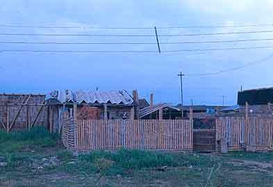 casas en bahareque