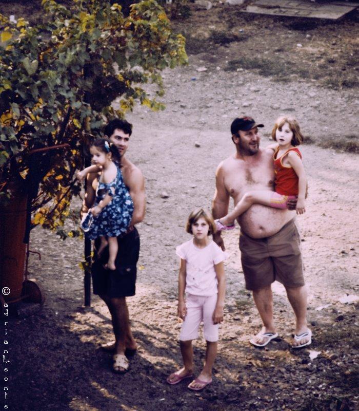 familia dintre sine