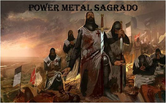 Power Metal Sagrado