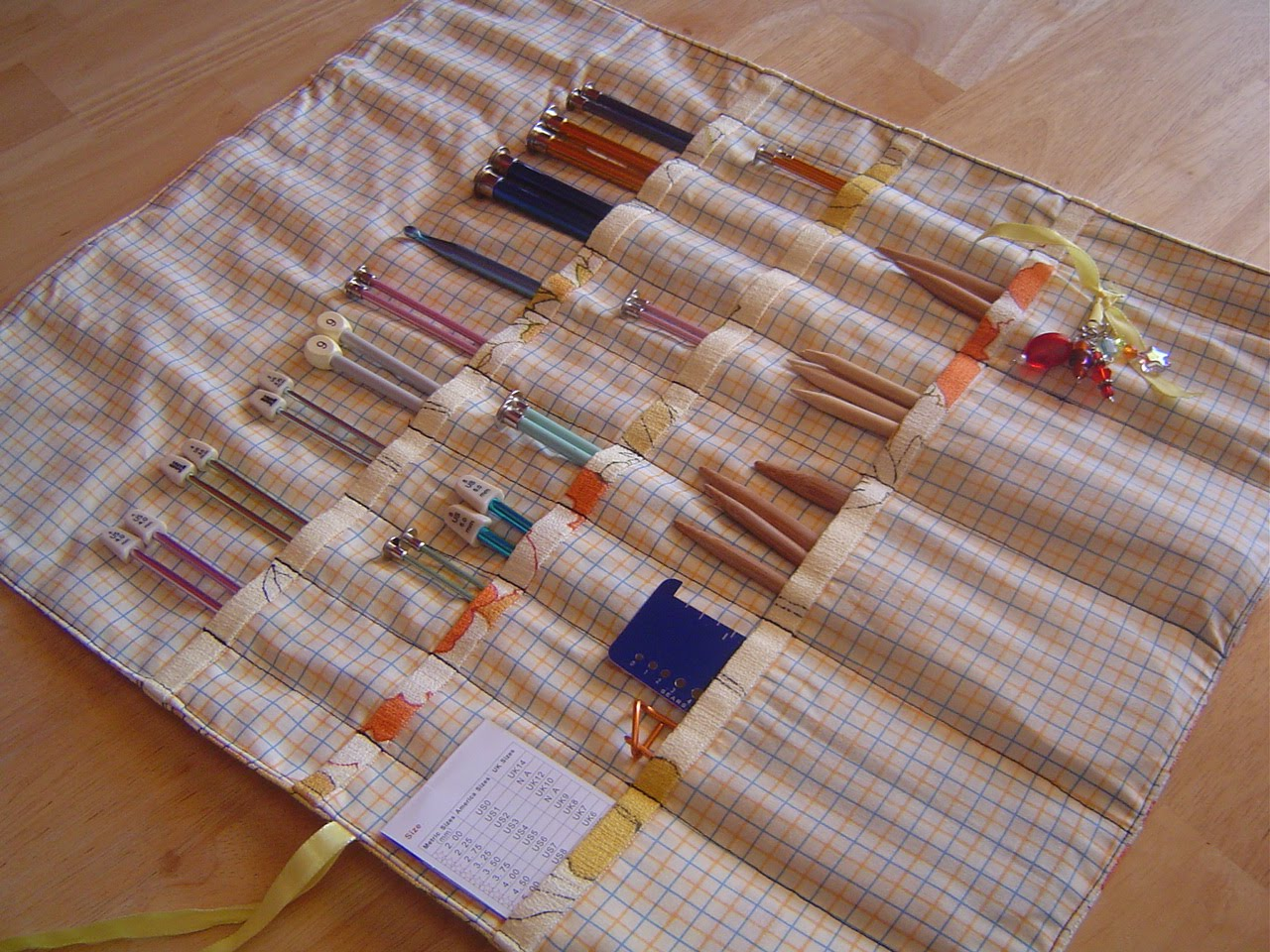 Organizing Knitting Supplies : By your hands organizing crochet knitting supplies