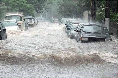 Fotos das Enchentes