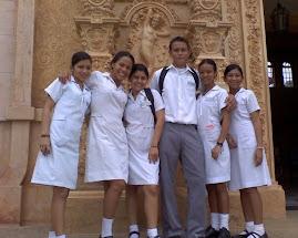 Mis grandes amigos y nuestra espectacular escuela.