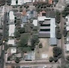Foto satelital de nuestra escuela