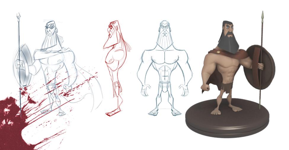 Character Design Notes Spot : Character design jeff s art spot