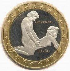 NOVA MOEDA DE UM EURO