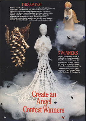 Christmas Crafts: Free Angel Crochet Patterns - Yahoo! Voices