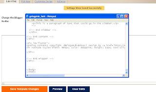 Delete HTML