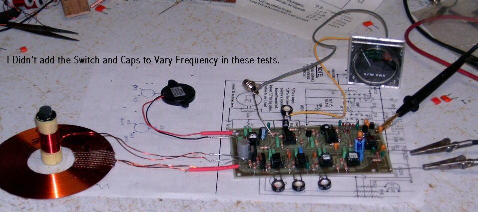 Gary's Pulse-AV, PI Detector.