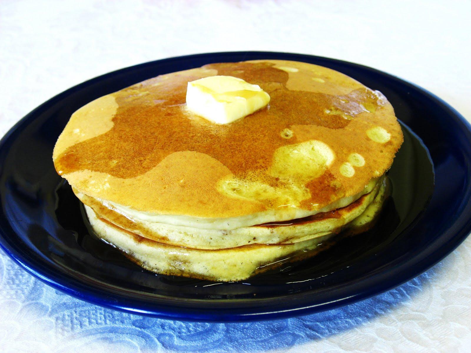 The Gluten Free Spouse: Gluten Free Pancakes