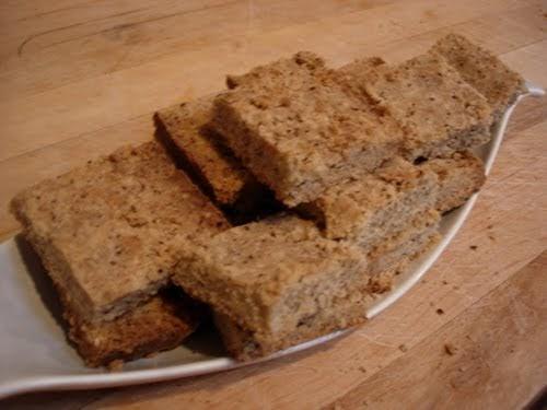 Ronna's Blog: Gluten-Free Hazelnut Shortbread