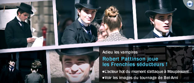 rob and bel ami featured on msn france homepage senistudios. Black Bedroom Furniture Sets. Home Design Ideas