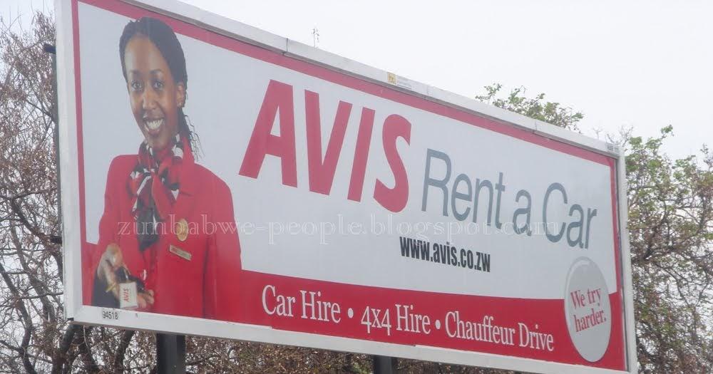 Avis Zimbabwe Car Rentals