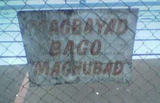 magbayad bago maghubad