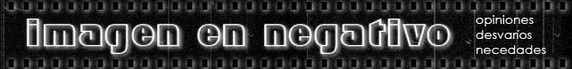 Imagen en Negativo