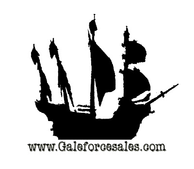 GaleforceSales Website