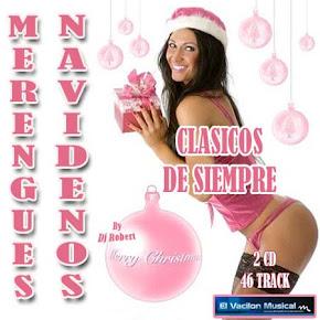 Merengues Navideños – Clasicos de Siempre (2CD)