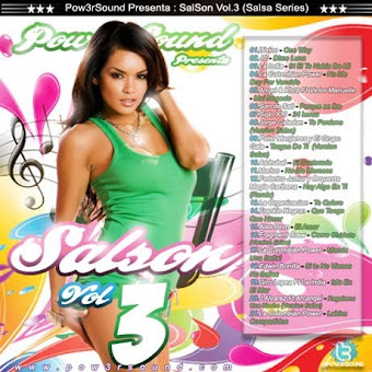 Pow3rSound: SalSon Vol.3 (Salsa Series) 2010