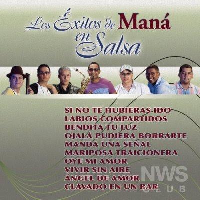 V.A. Los Exitos de Mana en Salsa (2009)