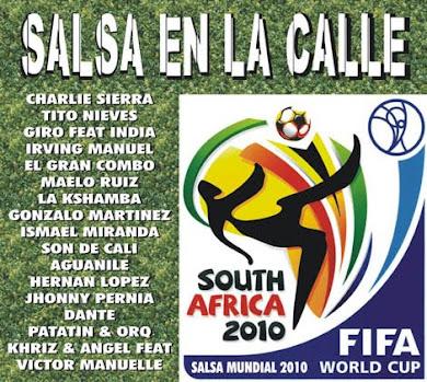 Salsa En La Calle – Salsa Mundial (2010)