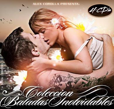 Colección De Baladas Inolvidables (2010)[4cds]