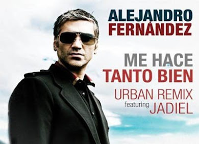 Alejandro Fernandez Feat. Jadiel – Me Hace Tanto Bien