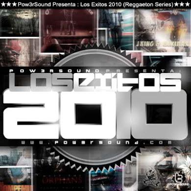 Los Exitos del 2010 (Reggaeton Series)