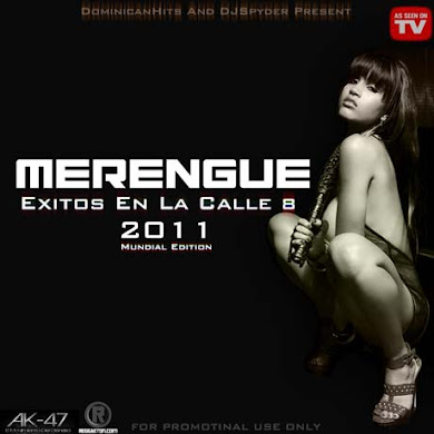 Merengue Exitos En La Calle 8 (2011) By EVM.rar