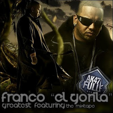 "Franco ''El Gorilla'' - Greatest Featurings ""The Mixtape"" (2011)"