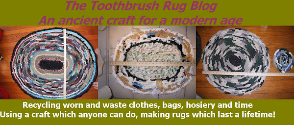 Toothbrush Rugs - Loving them, making them, discussing them