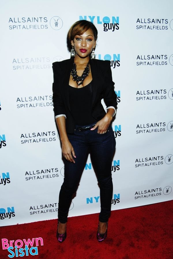 Love Meagan Good She Has Her Own Sense Of Style With A Taste Of
