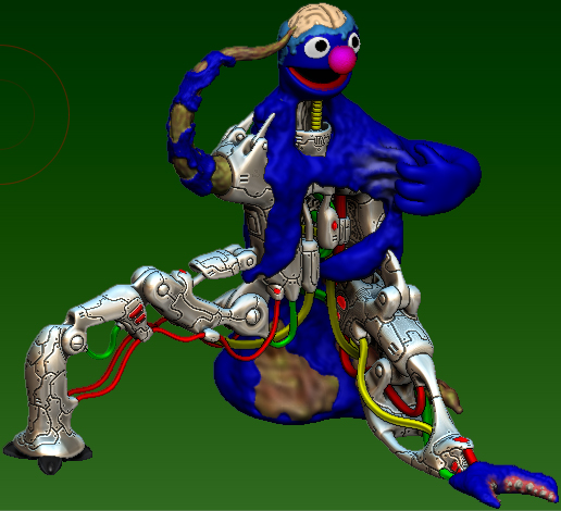 Remade Grover - WIP