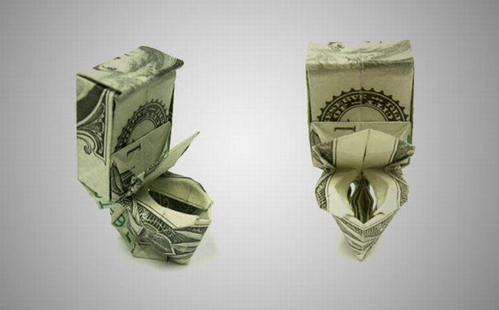 money origami likepage