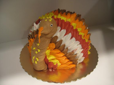 thanksgiving cakes