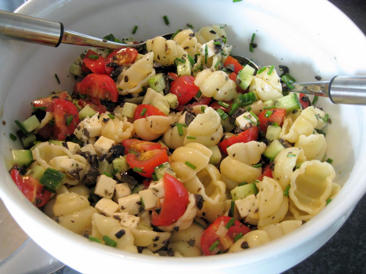 bedste pastasalat