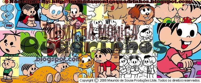 Turma da Mônica! Quadrinhos, Tiras, Histórias de 1 página e ETC!