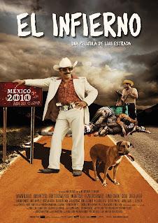 Poster El Infierno cartel 1a - Las mejores 10 peliculas del año son... Según Dave.