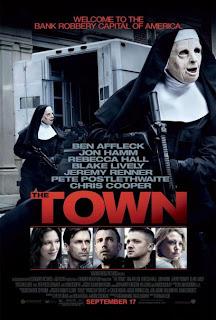 The Town Poster - Las mejores 10 peliculas del año son... Según Dave.