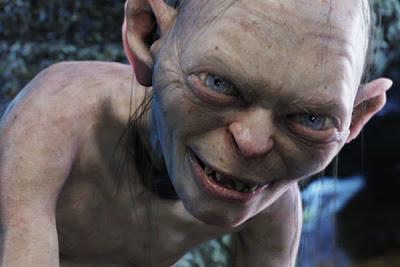 gollum - Ian McKellen y Andy Serkis confirmados en el Hobbit!