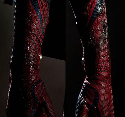 spider man costume web shooters 01 - Notan algo raro con el nuevo traje de Spidey?